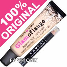 Jual Hard Candy Glamoflauge Heavy Duty Concealer With Pencil Ultra Light 487 Hard Candy Murah