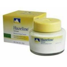 Diskon Hazeline Snow Moisturising Cream Pelembab Import Malaysia Original