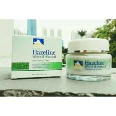 Hazeline White & Natural Cream Original Malaysia (Lightening Cream) - 50gr