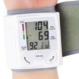 Jual Beli Perawatan Kesehatan Wrist Portable Digital Otomatis Tekanan Darah Monitor Rumah Tangga Tipe Di Tiongkok