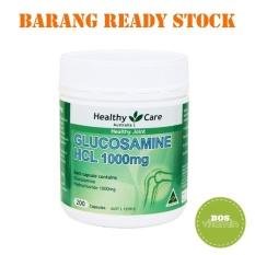 Beli Healthy Care Glucosamine Hcl 1000Mg 200 Kapsul Terbaru