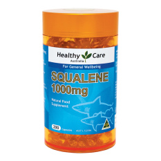 Spek Healthy Care Squalene 1000Mg 200 Capsules Healthy Care