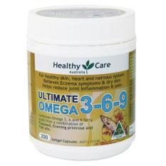Harga Healthy Care Ultimate Omega 3 6 9 200 Kapsul Termahal