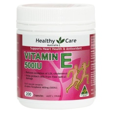 Spek Healthy Care Vitamin E 500 Iu 200 Kapsul Healthy Care