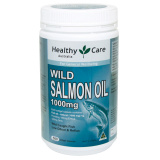 Jual Beli Healthy Care Wild Salmon Oil 1000Mg Baru Indonesia
