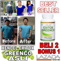 Hendel Greenco Obat Pelangsing Badan