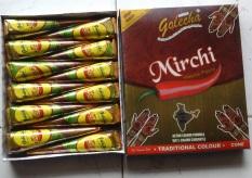 Spesifikasi Henna Mirchi Merah Cabe Lengkap