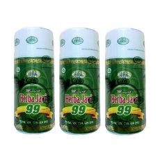 Herba Jawi 99 Minyak But But Urut Patah Tulang Luka - Paket 3 Pcs