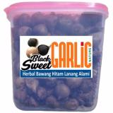 Jual Herbal Bawang Hitam Lanang Manis 1 2Kg Sweet Male Black Garlic 500Gr Herbal