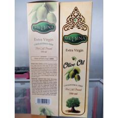Promo Toko Herbal Bnasyifa Medina Minyak Zaitun Extra Virgin 350 Ml