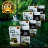 Toko Herbal Kapsul Extrak Habbbat Plus Daun Sirsak Isi 200 Lengkap