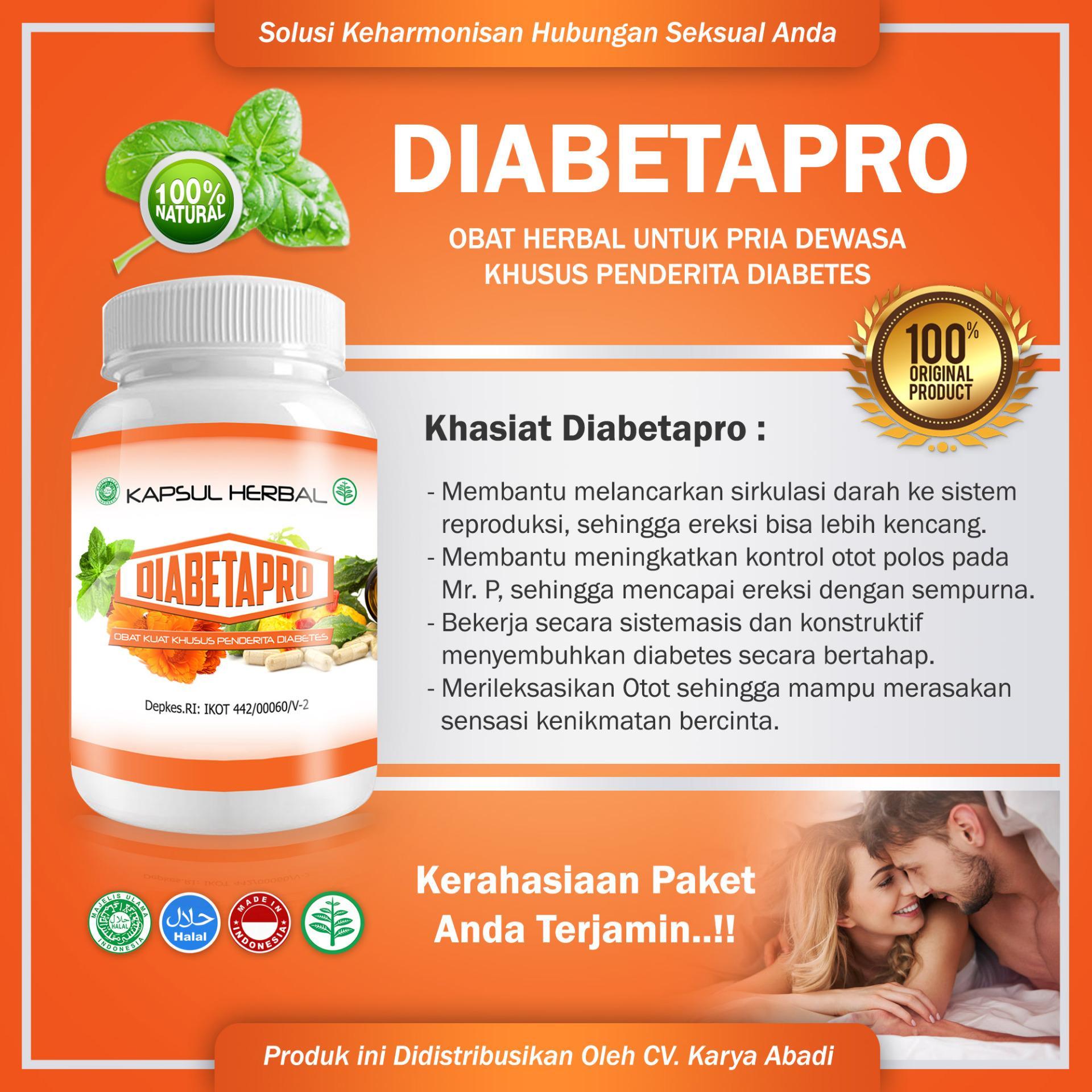 Pencarian Termurah Herbal Kuat Atasi Gangguan Syahwat Lemah Akibat Diabetes Kencing Manis - Diabetapro harga penawaran - Hanya Rp155.358