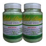 Harga Termurah Herbal Lidah Buaya Instan Aloe Vera 250Gr 2Botol