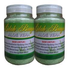 Beli Herbal Lidah Buaya Instan Aloe Vera 250Gr 2Botol Online Murah