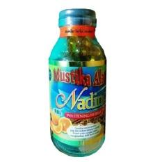 Spesifikasi Herbal Mustika Alami Nadine 60 Kapsul Dan Harganya