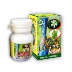 Herbal Ratu Langsing Obat Herbal Pelangsing Badan Alami BPOM - 60 Kapsul