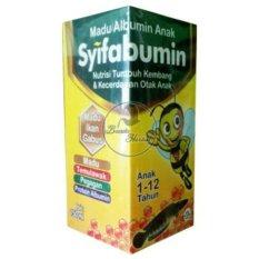 Spesifikasi Herbal Syifabumin Madu Vitamin Albumin Untuk Kecerdasan Anak Online