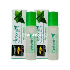 Herborist Aromatherapy Roll On Peppermint [2x10mL]