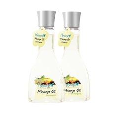Toko Herborist Massage Oil 150Ml Lemongrass 2 Pcs Herborist Jawa Tengah