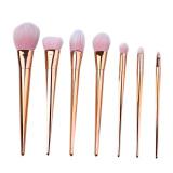 Diskon Kualitas Tinggi Merona Pondasi Kayu Mawar Emas Kosmetik Make Up Brush Kit Oem