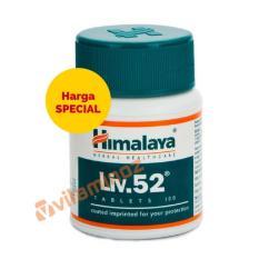 Miliki Segera Himalaya Liv 52 100 Tablet Kesehatan Liver Dan Detoksifikasi