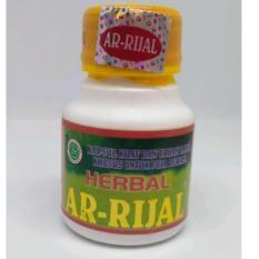 Jual Hizballa Herbal Ar Rijal 5X 10 Kapsul North Sumatra