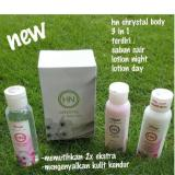 Harga Hn Hand Body Crystal New