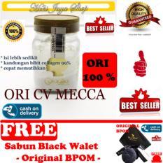 HOKI COD - Bibit Collagen Original CV. MECCA ANUGRAH - BITCOL Bibit Colagen Tutup Gold + Gratis Black Walet Soap PD TORA - Sabun Walet - Sabun Muka - Sabun Bebas Jerawat - Sabun Pencerah Wajah - 1 Pcs