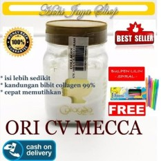 HOKI COD - Bibit Collagen Original CV. MECCA ANUGRAH - BITCOL Bibit Colagen Tutup Gold + Gratis Pulpen Lilin Unik Serba Guna - 2 Pcs
