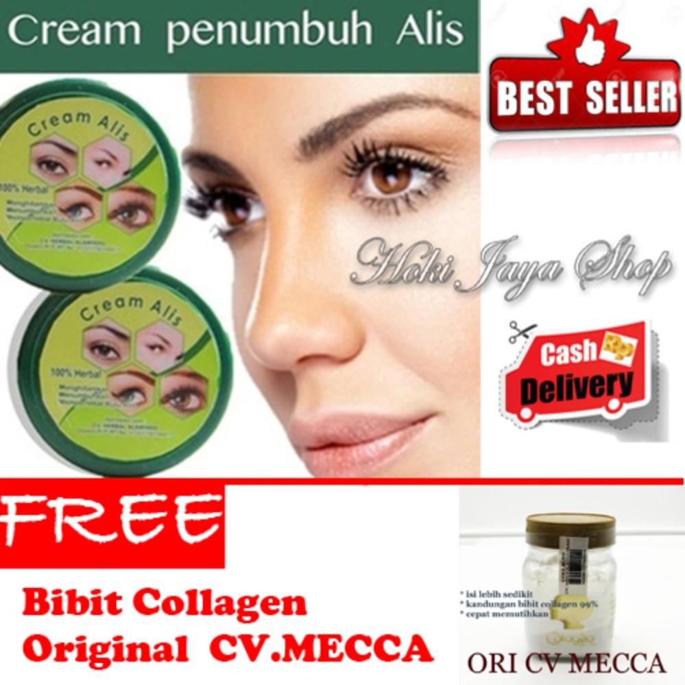 Murah Hoki Cod Cream Alis New Original Premium Penumbuh Dan Bibit Collagen Gallery Produk Penebal 1 Pcs Gratis Cv