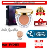 Spesifikasi Hoki Cod Ivory 02 Kotak Hitam Bioaqua Exquisite And Delicate Bb Cream Air Cushion Pack Gold Case Spf 50 Foundation Make Up Gratis Cetak Alis Cantik Premium Murah