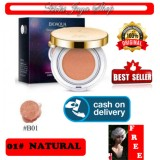 Beli Hoki Cod Natural 01 Kotak Hitam Bioaqua Exquisite And Delicate Bb Cream Air Cushion Pack Gold Case Spf 50 Foundation Make Up Gratis Shower Cap Putih Premium Online