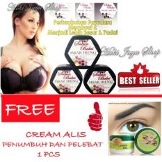 HOKI COD - Sabun Bulus Original Mbak Ireng - Hitam FREE Cream Alis n Penebal - 1 Pcs