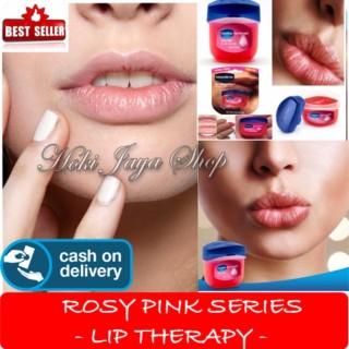 HOKI COD - Vaseline Lip Therapy Rosy Lips Premium Therapy - 1 Pcs thumbnail