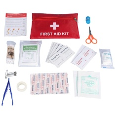 Promo Home Outdoor Travel Emergency Survival Rescue Bag Case First Aid Kit Tools Intl Murah