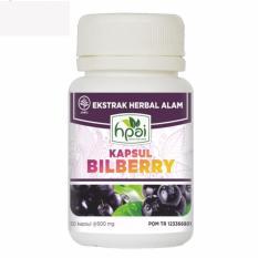 Hpai Bilberry Suplemen Untuk Perawatan Mata Diskon Indonesia