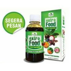 Hpai Extra Food Suplemen Nutrisi Buah Dan Sayur 250 Ml Asli