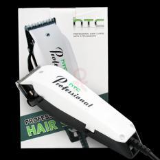 Model Htc Ct 303 Hair Clipper Mesin Alat Cukur Potong Pangkas Rambut Terbaru