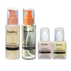 Jual Humphrey Skin Care Whitening Advanced Formula White Bright