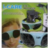 Jual I Care Massage Alat Pijat Terapi Mata I Care Branded