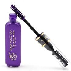 Ibelieve Pro Temporary Color Hair Dye Mascara Tidak Beracun Rambut Berwarna Mewarnai Salon Stick (Ungu) -Intl