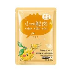 Images Face Mask Jeruk / Masker Wajah Jeruk Kuning
