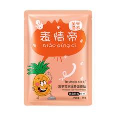 Images Face Mask Pineapple Masker Wajah Nanas