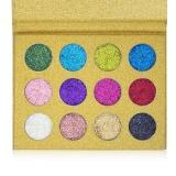 Harga Imagic 12 Warna Unik Glitter Tahan Lama Eye Shadow Palet Kosmetik 2 Intl Oem
