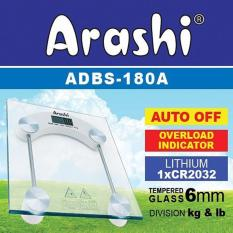 Toko Imbangan Badan Digital Arashi Adbs 180A 180Kg Arashi