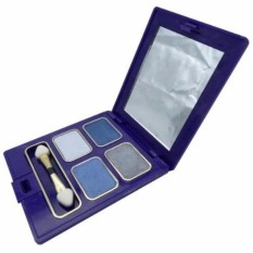 Inez Eye Shadow Collection Eyeshadow Pallete - Alaska 06