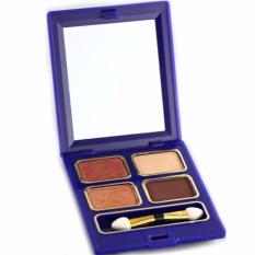 Inez Eye Shadow Collection Eyeshadow Pallete - Venice 05