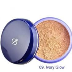 Inez Face Powder 09 Ivory Glow - Bedak Tabur, Bedak Wajah