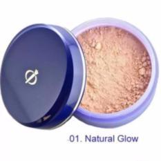 Inez Face Powder Natural Glow - Bedak Tabur Inez - 01
