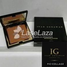 Inez IVAN GUNAWAN Bronzing Powder (Shading Powder)